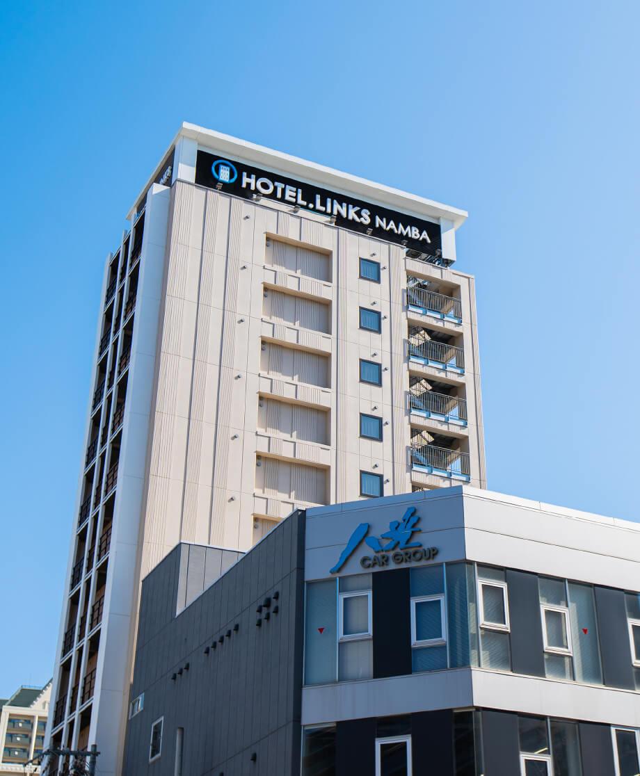 호텔 링크스 난바